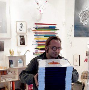 "Martín Sampedro. Platos ""Sangre Azul"""